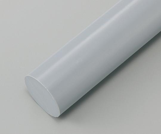 樹脂丸棒 PVC (長さ495mm)
