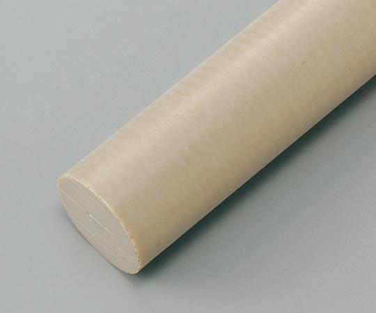 樹脂丸棒 PPS (長さ495mm)