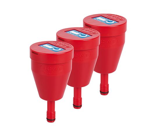 安全廃液キャップ用排気フィルター(5・10Lタンク用) 3個入 190336