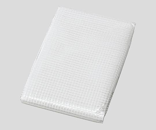See-Through Sheet PE Transparent Cotton Thread Sheet Eyelet 8 Pcs 1.8m x 1.8m and others