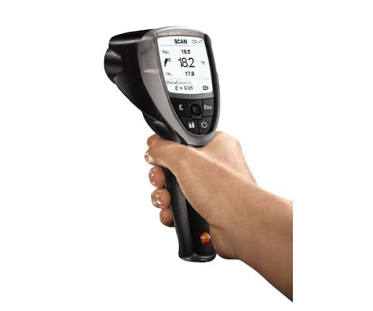 テストー 赤外放射温度計 testo835-T1
