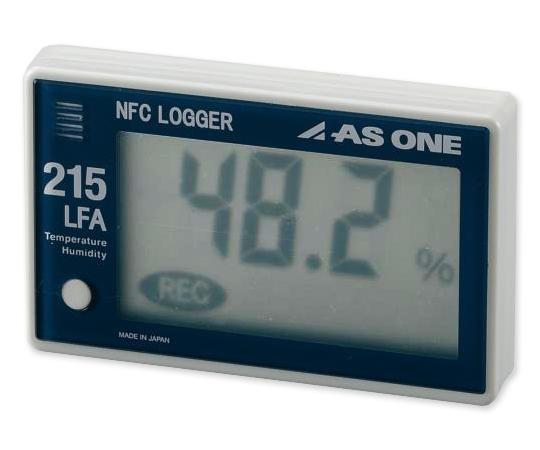 NFC温湿度ロガーAS-215LFA