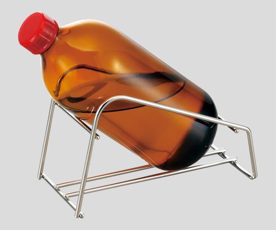 薬品庫傾斜ボトルホルダ500mlX1本用