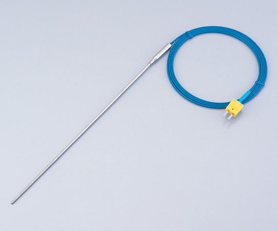 K熱電対 (オメガコネクタタイプ) 校正証明書付  KTO-64300C