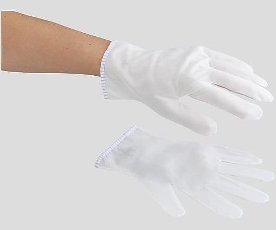 アズピュア 表面検査手袋 左手用 L 10枚入 APJ200-L