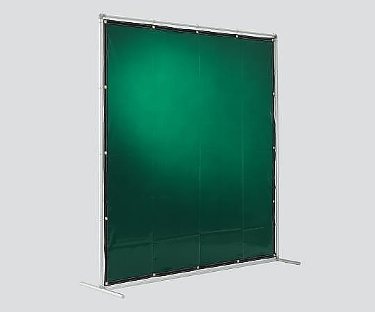 溶接遮光用衝立 アルミニウム製