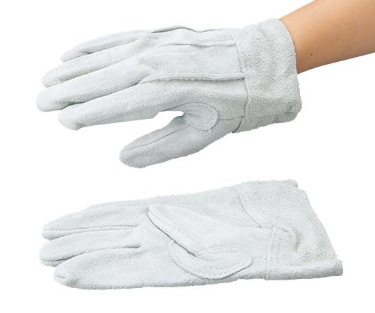 [取扱停止]牛床革手袋 背縫い