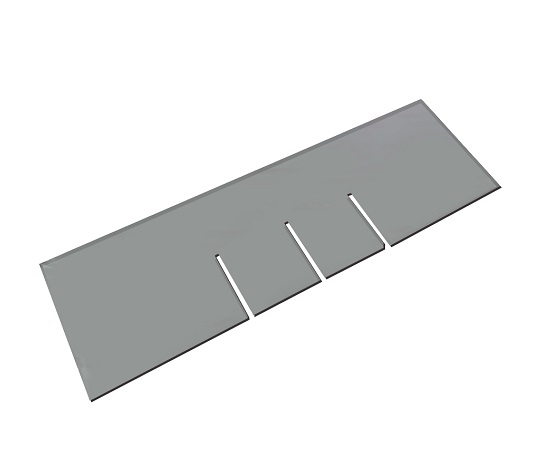 薬品コンテナーBC-2Y用ヨコ仕切 1枚 仕切板