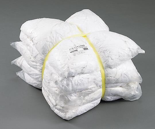 メリヤスウエス 白 バラ 2kg W0220