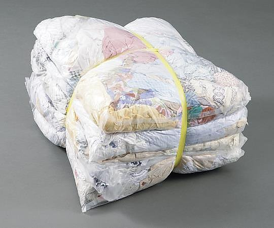 縞ウエス 淡色 1セット(2kg×5袋入) W0240