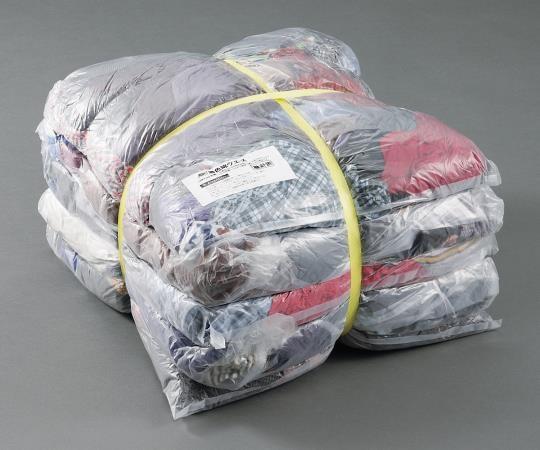 [受注停止]濃色綿ウエス 1セット(2kg×5袋入) W0291