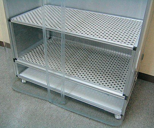 クリーンロッカー用パンチング棚 1段目用 パンチング棚(1段目用)