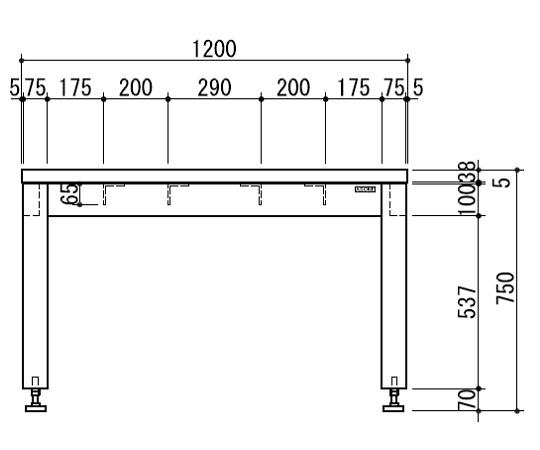 天秤台 WSC-1260