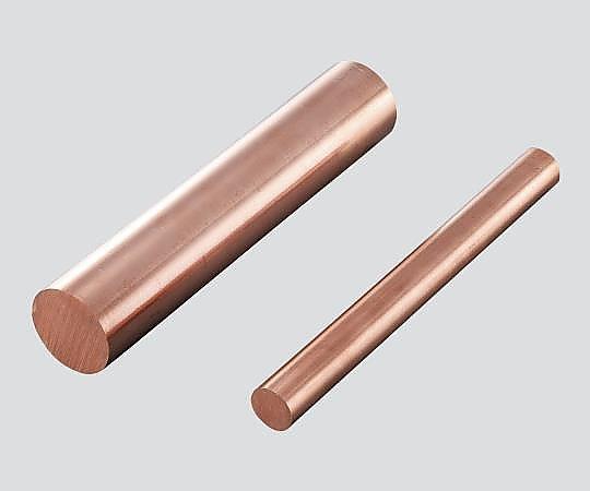 タフピッチ銅丸棒