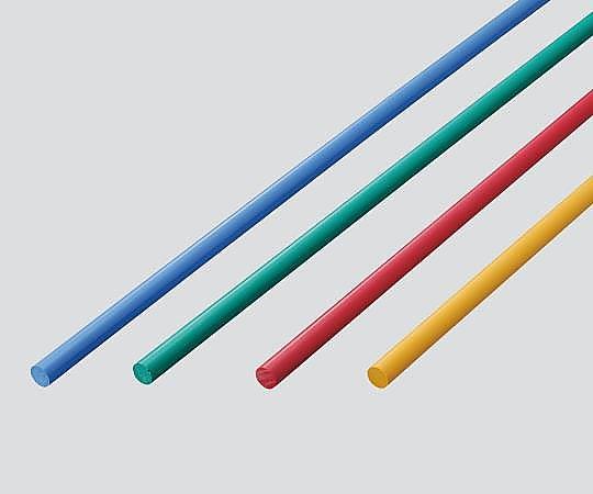 [取扱停止]医療用ポリアセタール樹脂丸棒 φ63.5×1220 黄