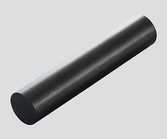 [取扱停止]耐熱性PEKEKK樹脂丸棒 φ40×1000