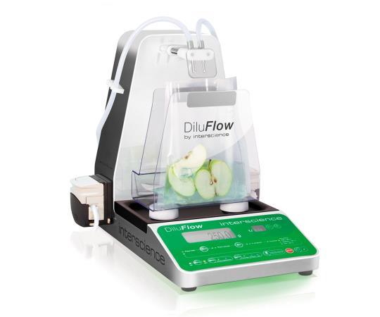 自動希釈装置 DiluFlow(R) Pro シングルポンプタイプ