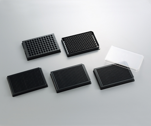 黒色マイクロプレート 平底