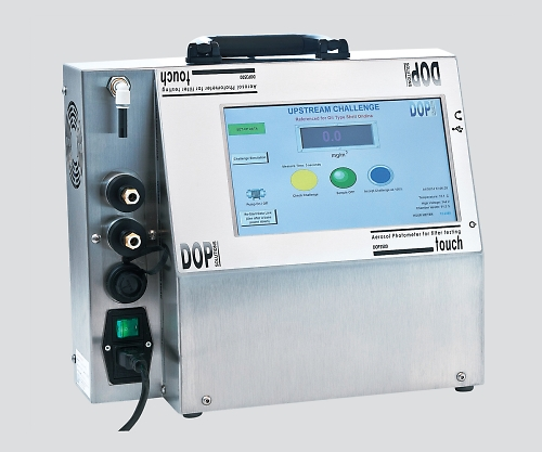 气溶胶光度计触摸屏类型380 x 170 x 330 mm DOP3500套