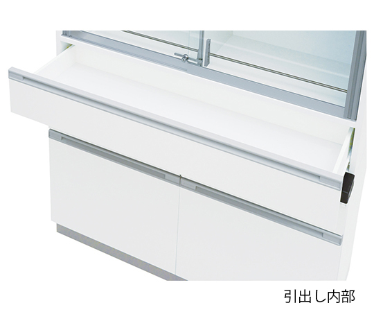 薬品器具戸棚 1200×400/500×1800mm YJA-1250