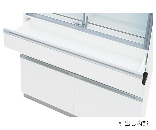 薬品器具戸棚 1800×400/500×1800mm YJA-1850