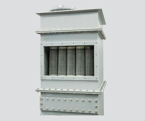 ハイブリッドスクラバー 室内置きタイプ 20m3/min 680×830×2200