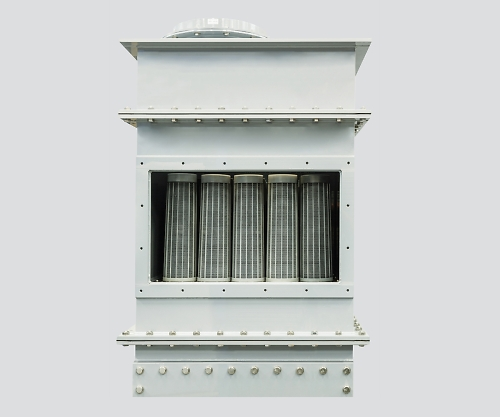 ハイブリッドスクラバー 室内置きタイプ 40m3/min 1080×1180×2200mm SUC-40
