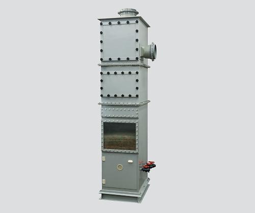 ハイブリッドスクラバー 室内置きタイプ 40m3/min 1080×1180×2700mm SUCF-40