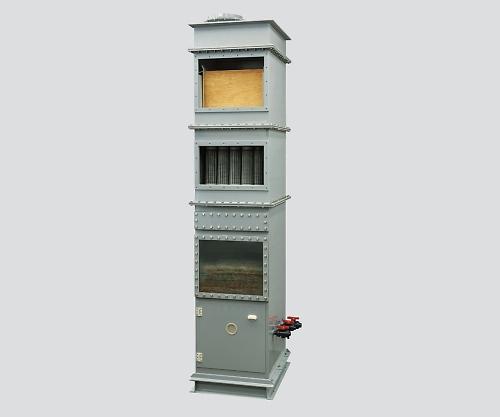 ハイブリッドスクラバー 室内置きタイプ 20m3/min 680×830×2800mm SUCH-20