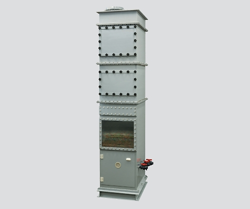 ハイブリッドスクラバー 室内置きタイプ 40m3/min 1080×1180×2800mm SUCH-40