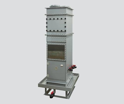 ハイブリッドスクラバー 外置きタイプ 40m3/min 1350×850×2800mm GSUC-40