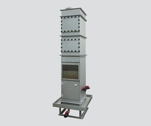 ハイブリッドスクラバー 外置きタイプ 60m3/min 1700×1100×3400mm GSUCH-60