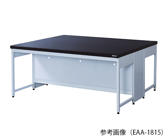 Central Laboratory Bench Steel Type, Flat 1800 x 1200 x 800 EAA-1812