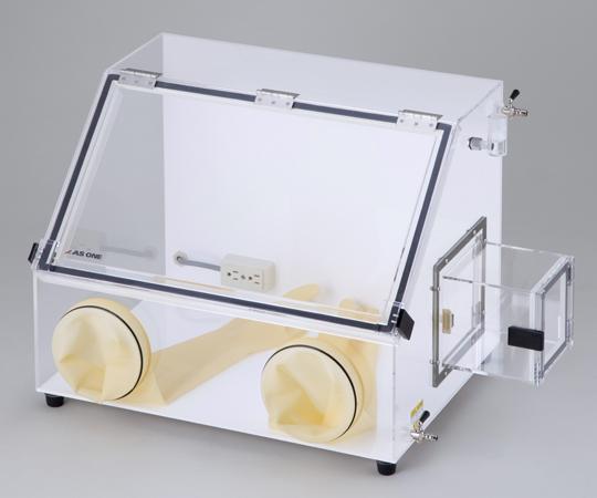 グローブボックス (コンセント付き) 762×450×478mm AS-600PC