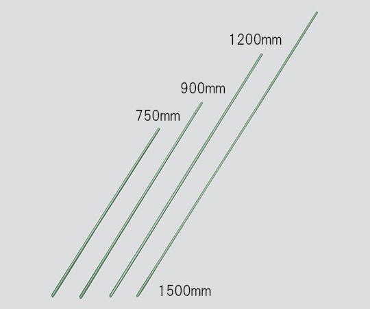 [受注停止]園芸支柱 イボ付き φ8×900 ESN-809