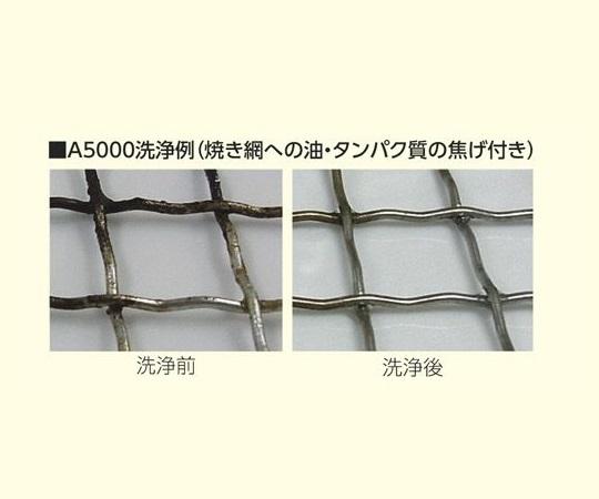業務用強力油汚れ用洗剤 Sani-Clear (サニクリア) 5kg×1本入 A5000