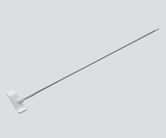 PTFE All Coated with Stirring Rod (Twister Type) φ8 x 490mm NR2067-002