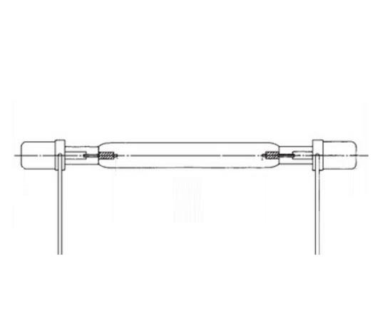 0,72 W 12 V 60 mA 5x Subminiatur Lampe l-3214 PCI t1 Micro-glimmlampe