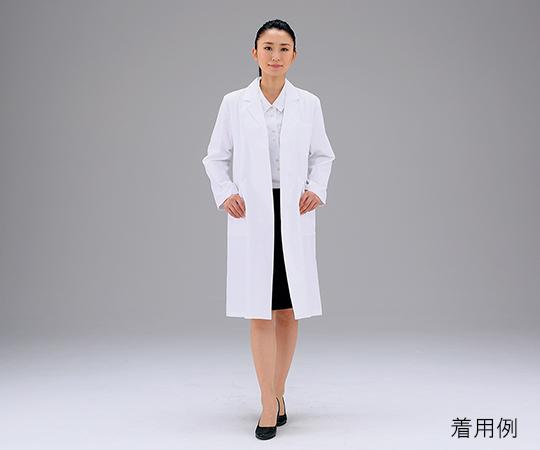 女子コート型実習白衣 (シングル) 長袖