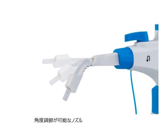 ボトルトップディスペンサー 吸引ノズル・泡抜機構付 ULT5