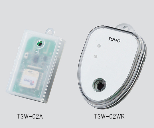 Wireless Thermo-Hygro Logger  (Drip-Proof Type) TSW-02WR