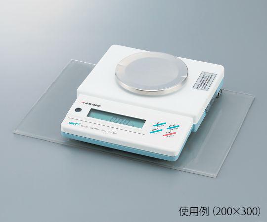 やわらゲル防振シート(クリスタルゲル(R)非粘着) 6枚入  CRG-N050550