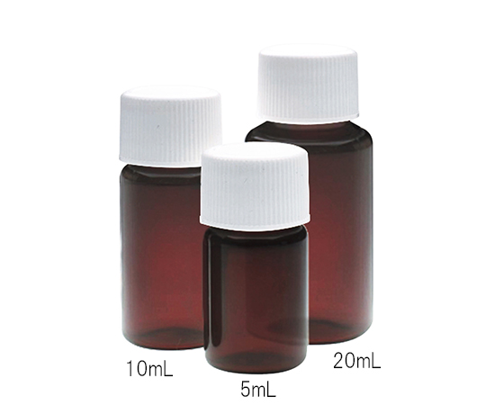 [Discontinued]PET Light Shielding Reagent Bottle 5mL and others