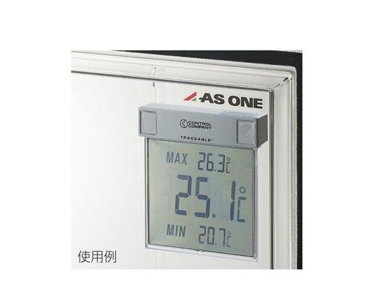 大画面温度計 (TRACEABLE) -25~+70℃
