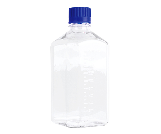 PETG Sterilization Culture Medium Bottle 1000mL 12 Pcs WPBGC1000S