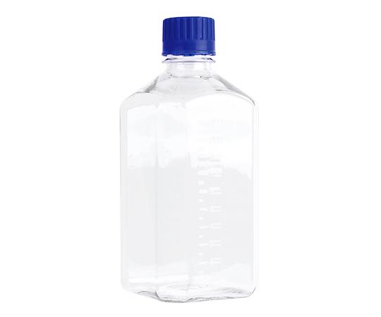 PETG Sterilization Culture Medium Bottle 1000mL 12 Pcs WPBGC1000S