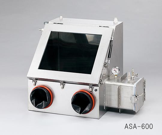 ステンレスグローブボックス(ガス置換型)