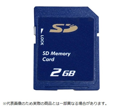 SD Card For 12CH Data Logger ADL12 2GB