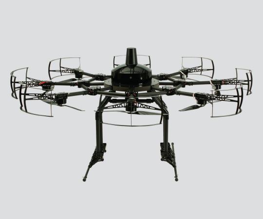 業務用ドローン ドカヘリ HELI8-S48000FW