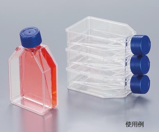 iPS細胞ライブ輸送用フラスコ・二次容器iP-TEC(R)